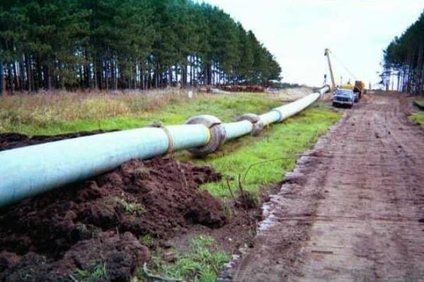 Ξεκινά η κατασκευή αγωγού φυσικού αερίου στην Πελοπόννησο