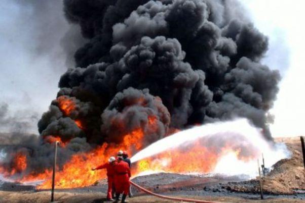 Πετρέλαιο: Εκρήξεις σε αγωγό στο Ιράκ