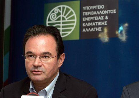Παπακωνσταντίνου: Στο Συμβούλιο Υπουργών Περιβάλλοντος της Ε.Ε.
