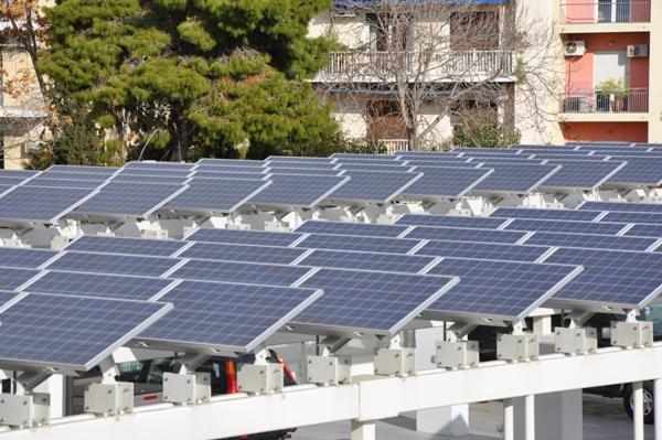 IBC SOLAR: Ολοκληρώνει φ/β έργο στην Αμερικανική Πρεσβεία