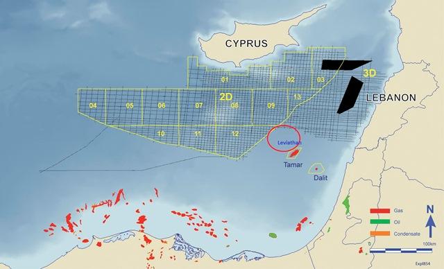 Προχωρά η ΑΟΖ της Κύπρου