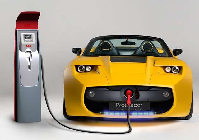 electric car 01