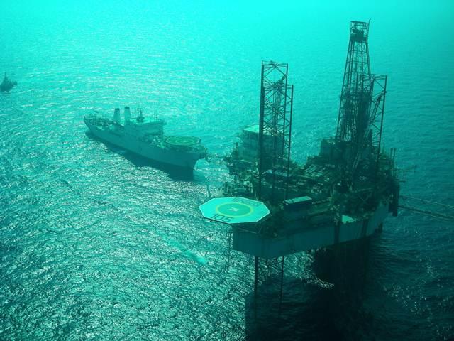 Συναντήσεις για τα πετρέλαια