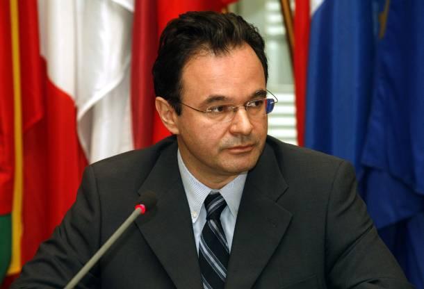 Ομιλία Παπακωνσταντίνου στην Ειδική Γραμματεία Επιθεώρησης Περιβάλλοντος