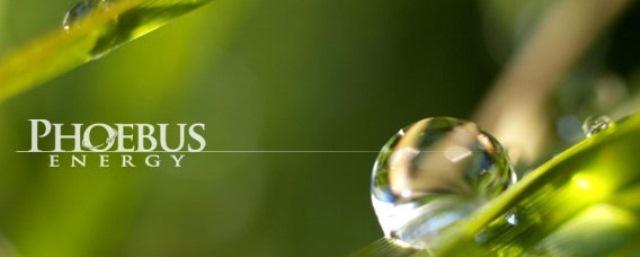 Σύστημα εξοικονόμησης ενέργειας από τη Phoebus