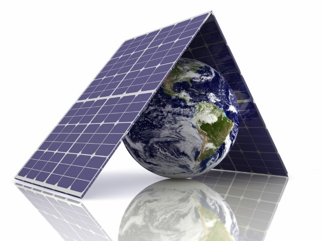 photovoltaic earth