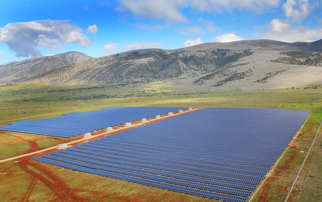photovoltaic huge