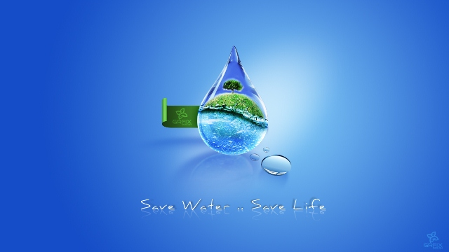 save_water_save_life_by_grfixds