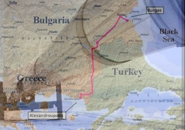 Δυσοίωνο το μέλλον του Μπουργκάς-Αλεξανδρούπολη