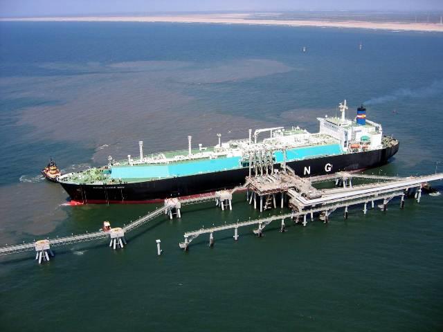 Τερματικό υγροποίησης LNG στην Κύπρο