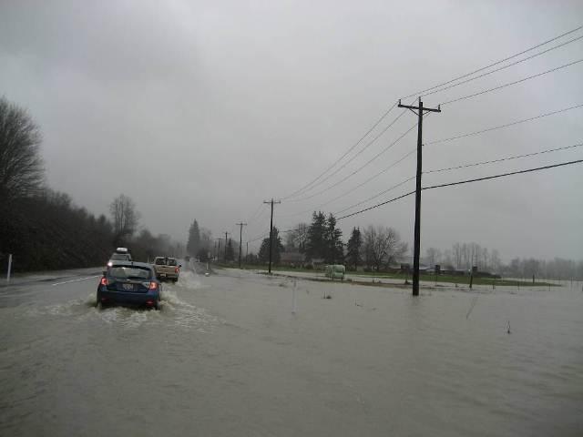 Προκαταρκτική εκτίμηση κινδύνων πλημμύρας