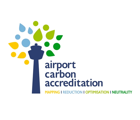 airport carbon reduction