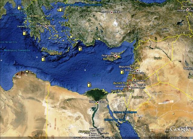 Νέο κοίτασμα αερίου στο Ισραήλ;