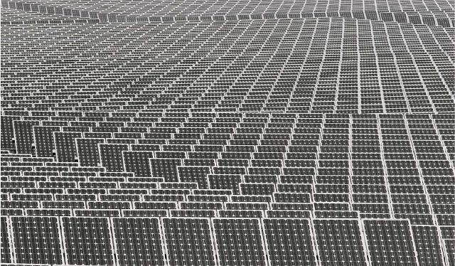 Προβλήματα στο φωτοβολταϊκό πάρκο Κοζάνης