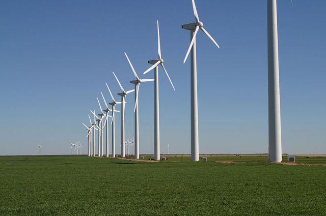 9.616 ΜW αιολικής ενέργειας στην Ευρώπη