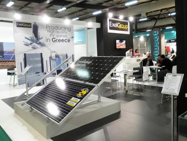 Δυναμική παρουσία της ExelGroup στην Ecotec 2012