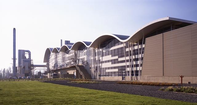 bioclimatic building