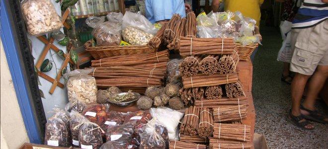 Παραδοσιακό εμπόριο στην Ευρυπίδου