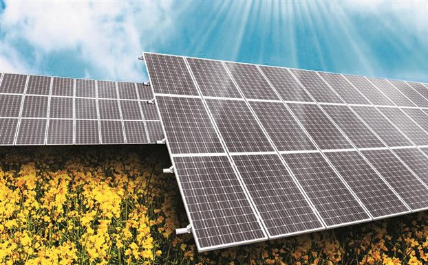 fotovoltaika ekklisias