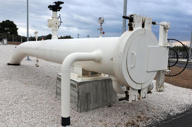 Μεταφορά ρωσικού αερίου μέσω ITGI