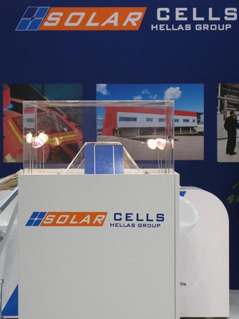 solar cells hellas