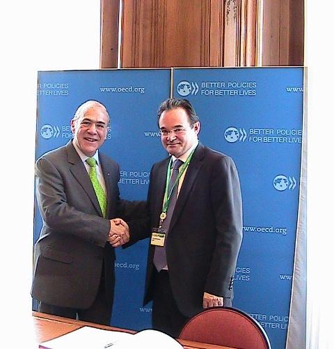 Υπουργική Σύνοδος ΟΟΣΑ για το περιβάλλον