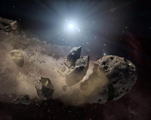 Εξόρυξη αστεροειδών με τις ευλογίες της Google