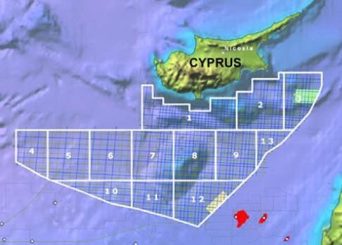 Ετοιμάζεται η εξόρυξη φυσικού αερίου στην Κύπρο