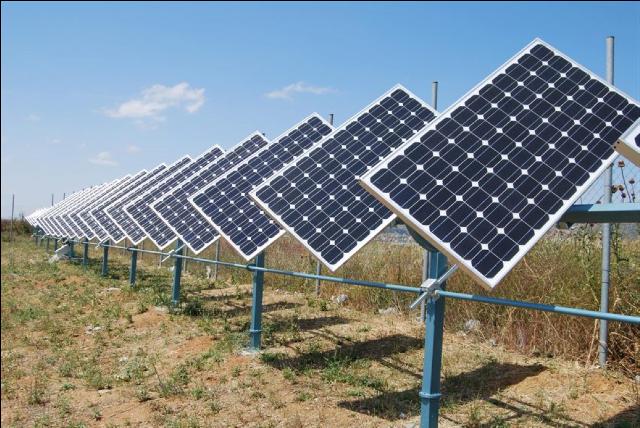 Πρωτιά της Κίνας στην ηλιακή ενέργεια