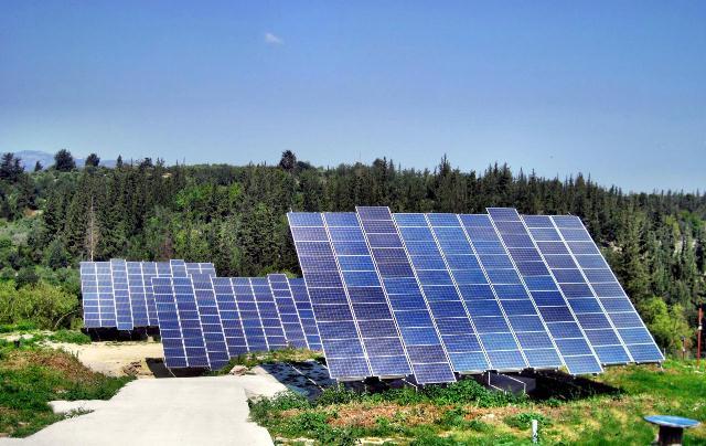 Ανάπτυξη στα φωτοβολταϊκά στην Ελλάδα