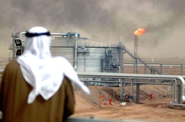 Πετρέλαιο από Σαουδική Αραβία