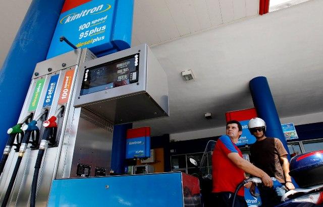 Συνεχίζει το ράλι ανόδου η βενζίνη