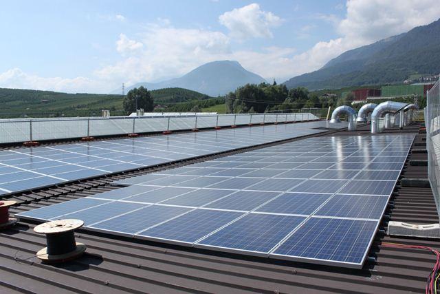 Φ/Β πάρκο 1MWp σε βιομηχανική στέγη στη Φθιώτιδα