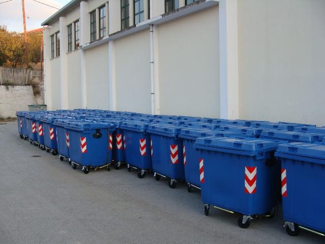 Κλοπές από τους κάδους ανακύκλωσης στη Θεσσαλονίκη