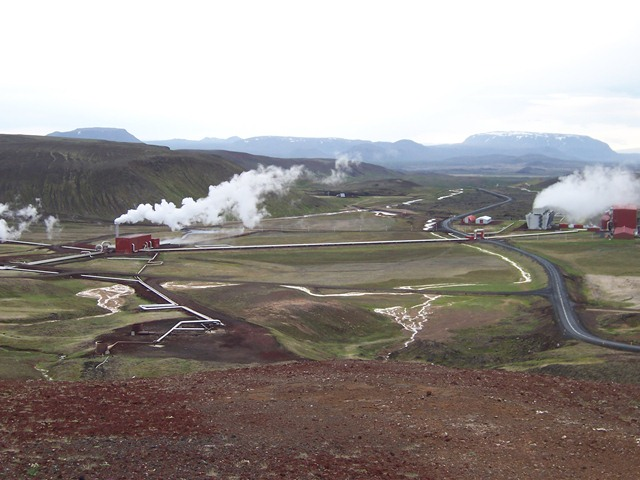 Krafla_Geothermal_Station