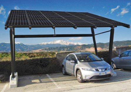 Ηλιακό στέγαστρο οικιακής χρήσης