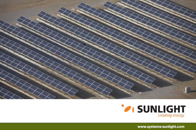 Συστήματα SUNLIGHT: Νέα φωτοβολταϊκά έργα