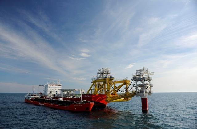 Νέο κοίτασμα πετρελαίου στην Κασπία Θάλασσα