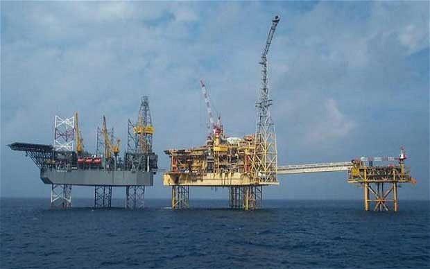 Κλείσιμο της διαρροής αερίου στη Βόρεια Θάλασσα