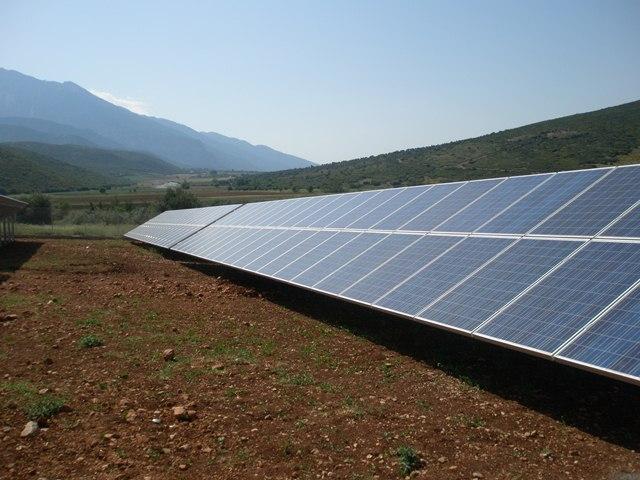 IBC Solar: Φωτοβολταϊκό πάρκο στη Λιβαδειά
