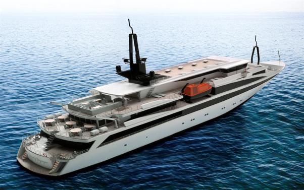 """Το σκάφος   """"Variety Voyager""""  εξοπλίστηκε με αντλίες  Climaveneta"""