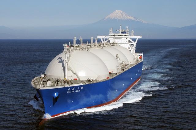 Μεταφορά LNG με πλοία από την Κύπρο