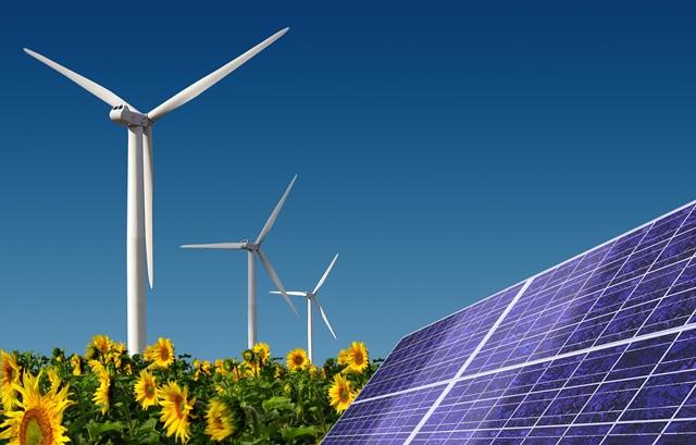 Αύξηση παραγωγής ενέργειας από ΑΠΕ σύμφωνα με την Eurostat