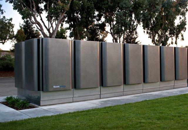 ebay fuel cells data center