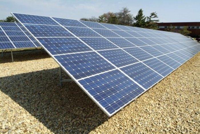 Engaia:Εγκαίνια φωτοβολταϊκού πάρκου