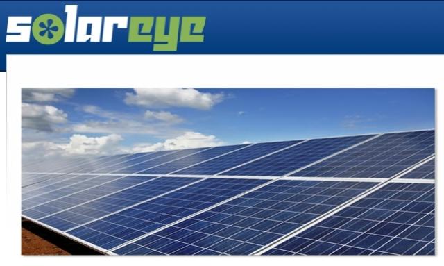 Η πλατφόρμα SolarEye στην «Intersolar Europe 2012»
