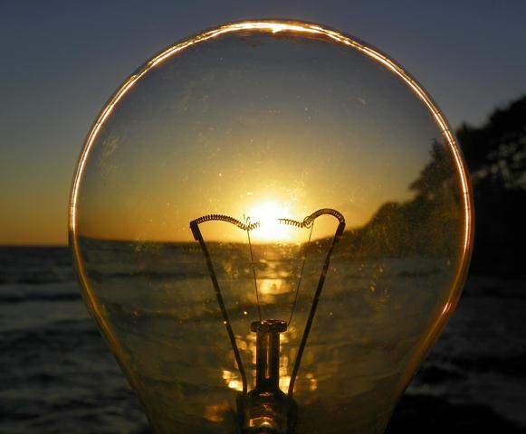 sun light bulb