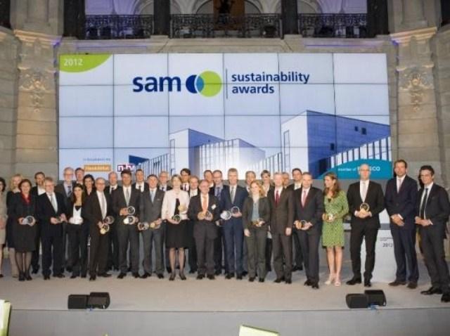 Η Siemens λαμβάνει την κορυφαία διάκριση του SAM Group για τη βιωσιμότητα