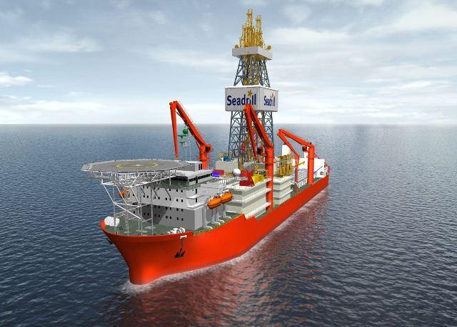 Ultra – deepwater drillships από τον όμιλο Ρέστη