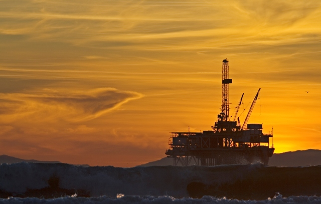 Oil rig 1